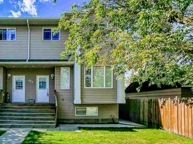 2 5032 50 St, Gibbons, AB T0A 1N0 (#E4213652) :: Initia Real Estate