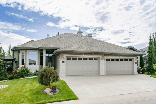 821 Massey Landing, Edmonton, AB T6R 3S8 (#E4213730) :: The Foundry Real Estate Company