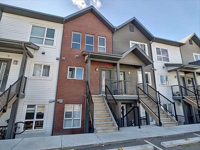 59 2560 Pegasus Boulevard, Edmonton, AB T5E 6V4 (#E4213738) :: RE/MAX River City
