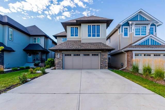 2022 Ainslie Link, Edmonton, AB T6W 2M2 (#E4213744) :: Initia Real Estate