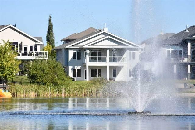 112 Shores Drive, Leduc, AB T9E 8T4 (#E4213780) :: Initia Real Estate