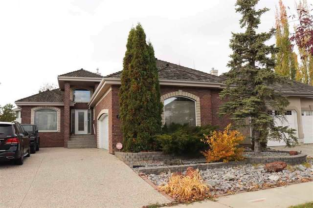 147 Darlington Crescent, Edmonton, AB T6M 2T2 (#E4213791) :: The Foundry Real Estate Company