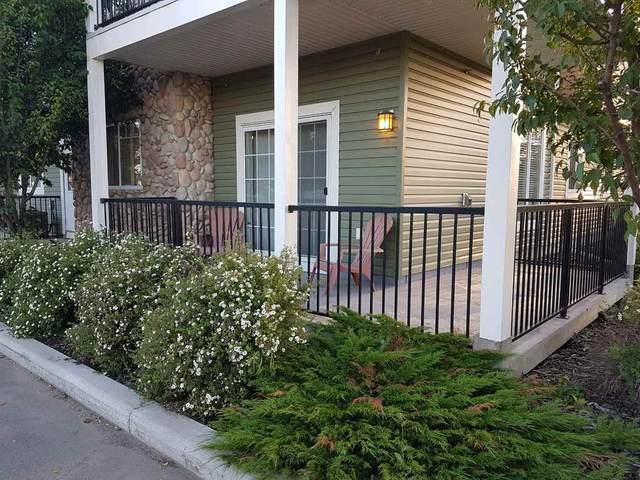 109 4922 52 Street, Gibbons, AB T0A 1N0 (#E4213799) :: Initia Real Estate