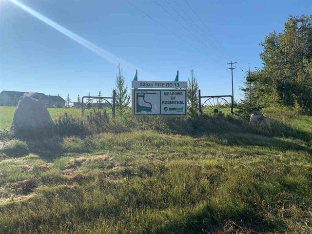 14 52329 RGE RD 13, Rural Parkland County, AB T7Y 2C2 (#E4213872) :: Initia Real Estate
