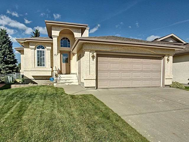 15 Fairway Green, Stony Plain, AB T7Z 1M4 (#E4213981) :: Initia Real Estate