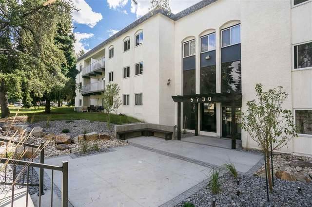 217 5730 Riverbend Road, Edmonton, AB T6H 4T4 (#E4213990) :: Initia Real Estate