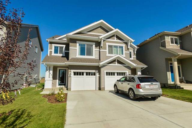 4324 Cooke Lane, Edmonton, AB T6W 4M7 (#E4214046) :: Initia Real Estate
