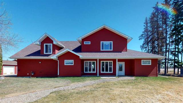 59507 Range Road 210, Rural Thorhild County, AB T0A 3J0 (#E4214122) :: The Foundry Real Estate Company