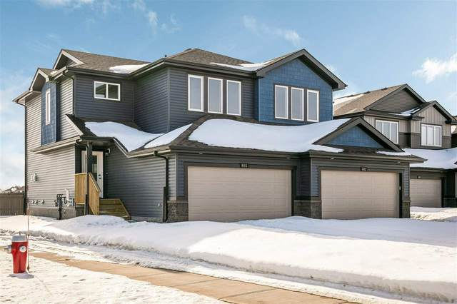 408 Genesis Court, Stony Plain, AB T7Z 0G3 (#E4214184) :: The Foundry Real Estate Company