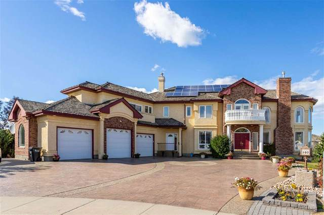 107 52304 RGE RD 233, Rural Strathcona County, AB T8B 1C9 (#E4214191) :: The Foundry Real Estate Company
