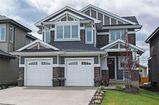 1112 Hainstock Green, Edmonton, AB T6W 2T8 (#E4214211) :: Initia Real Estate