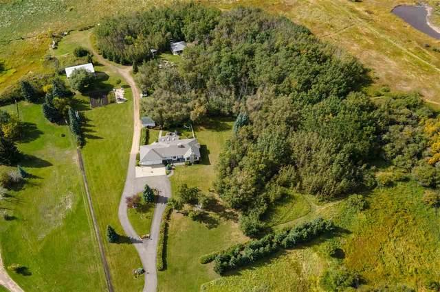 190 50452 Range Road 245, Rural Leduc County, AB T4X 0P5 (#E4214228) :: The Foundry Real Estate Company