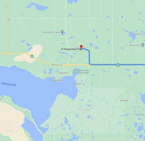 32 53306 RGE RD 35, Rural Parkland County, AB T0R 0V0 (#E4214269) :: Müve Team | RE/MAX Elite