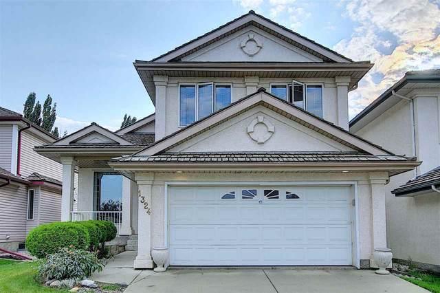 1324 116 Street, Edmonton, AB T6J 7B3 (#E4214289) :: Initia Real Estate