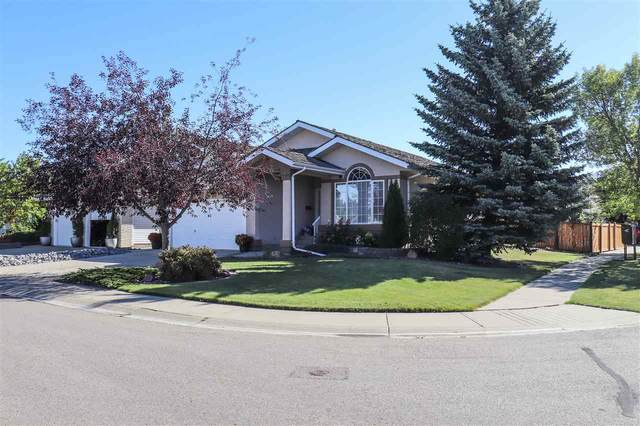 410 Blackburne Drive E, Edmonton, AB T6W 1B7 (#E4214297) :: The Foundry Real Estate Company