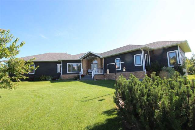 1 28018 TWP RD 540, Rural Parkland County, AB T7X 3V4 (#E4214298) :: Initia Real Estate
