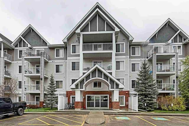 310 13710 150 Avenue, Edmonton, AB T6V 0B2 (#E4214301) :: Initia Real Estate