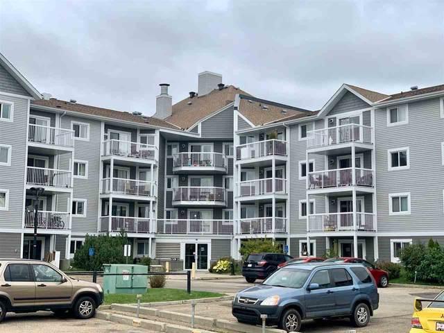 219 5005 31 Avenue, Edmonton, AB T6L 6S6 (#E4214363) :: Initia Real Estate