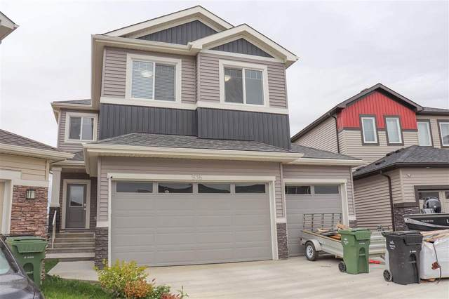 936 Berg Place, Leduc, AB T9E 1J6 (#E4214369) :: Initia Real Estate