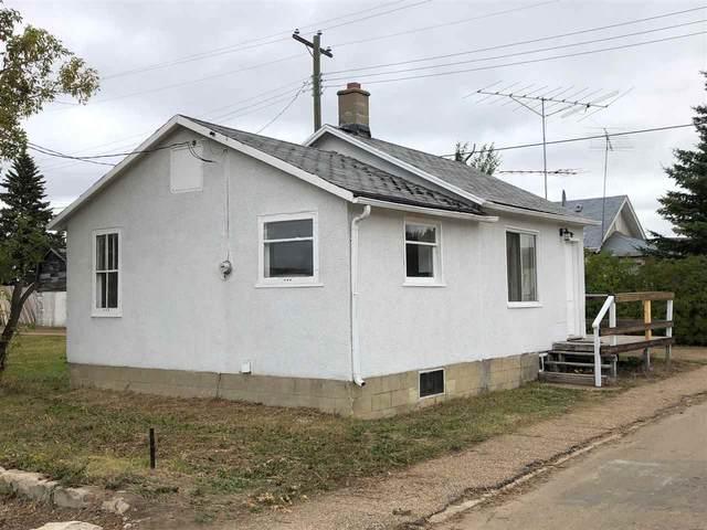 5103 50 Street, Vilna, AB T0A 3L0 (#E4214375) :: Initia Real Estate