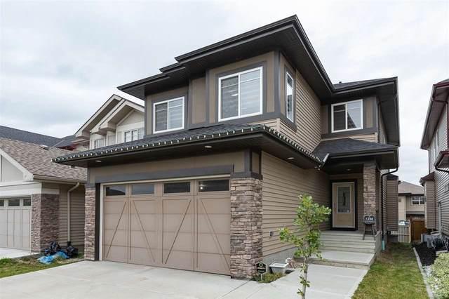 1346 Ainslie Wynd, Edmonton, AB T6W 3G1 (#E4214417) :: Initia Real Estate