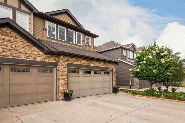 3724 Whitelaw Lane NW, Edmonton, AB T6W 0V9 (#E4214426) :: Initia Real Estate