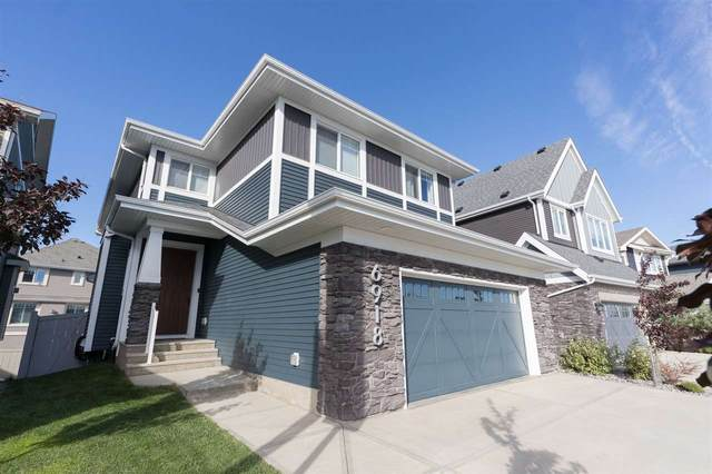 6918 Johnnie Caine Way, Edmonton, AB T5E 6W4 (#E4214501) :: RE/MAX River City