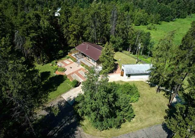 26326 Twp Rd 512 A, Rural Parkland County, AB T7Y 1C9 (#E4214574) :: The Foundry Real Estate Company