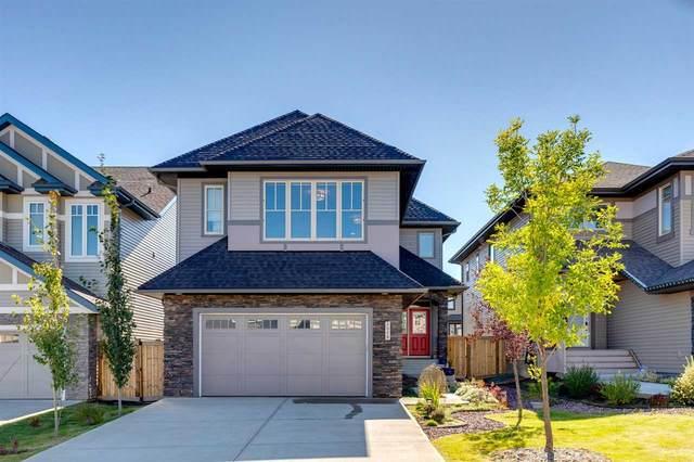 2028 Ainslie Link, Edmonton, AB T6W 2M2 (#E4214649) :: Initia Real Estate