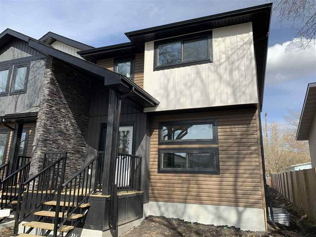 1 12929 69 Street, Edmonton, AB T5C 0H3 (#E4214661) :: The Foundry Real Estate Company