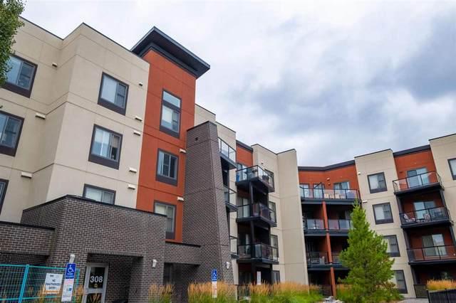 142 308 Ambleside Link, Edmonton, AB T6W 0V3 (#E4214694) :: Initia Real Estate