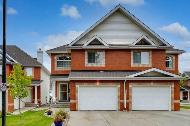 2550 Rabbit_Hill Road, Edmonton, AB T6R 2Y9 (#E4214732) :: Initia Real Estate