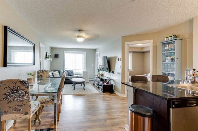 305 3315 James Mowatt Trail, Edmonton, AB T6W 3L6 (#E4214772) :: Initia Real Estate