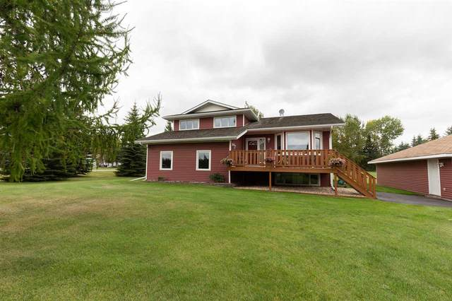61 Valley Drive, Rural Sturgeon County, AB T8L 5E3 (#E4214890) :: Müve Team | RE/MAX Elite