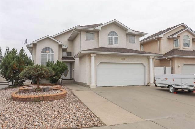 16132 81 Street, Edmonton, AB T5Z 3G1 (#E4214961) :: Initia Real Estate