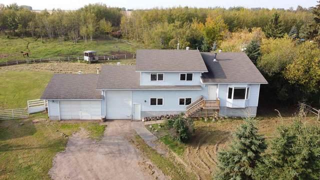 5 Honeybear Avenue, Rural Sturgeon County, AB T0A 1N0 (#E4214968) :: Initia Real Estate