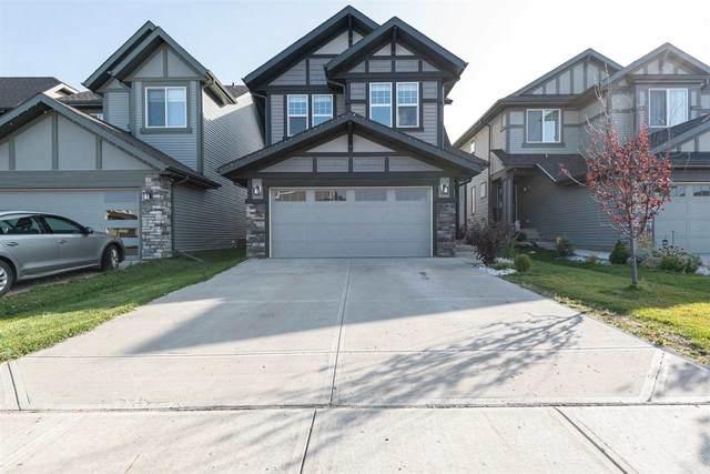 1247 Daniels Crescent, Edmonton, AB T6W 3V6 (#E4215004) :: Initia Real Estate