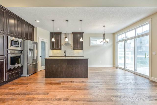 3 8050 Orchards Green, Edmonton, AB T6X 2L4 (#E4215009) :: Initia Real Estate