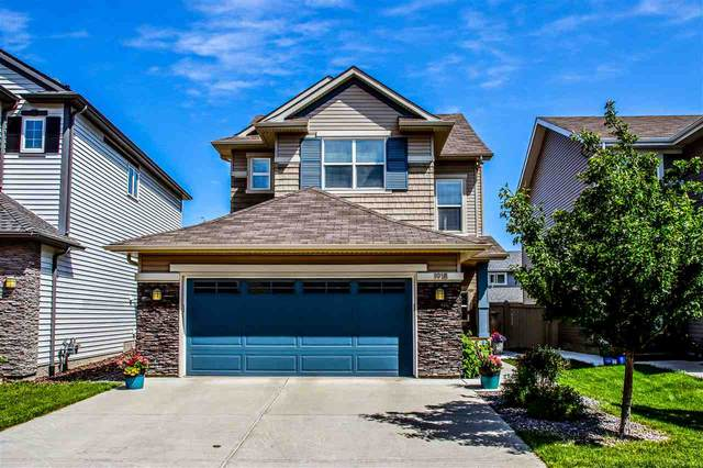 1918 Chapman Road, Edmonton, AB T6W 0Y7 (#E4215035) :: Initia Real Estate