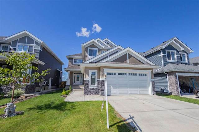 2036 88 Street SW, Edmonton, AB T6X 0Y4 (#E4215111) :: The Foundry Real Estate Company
