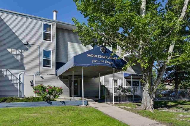 306 2545 116 Street, Edmonton, AB T6J 3Z7 (#E4215117) :: RE/MAX River City