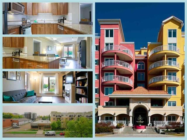 301 10333 112 Street, Edmonton, AB T5K 0B4 (#E4215180) :: The Foundry Real Estate Company