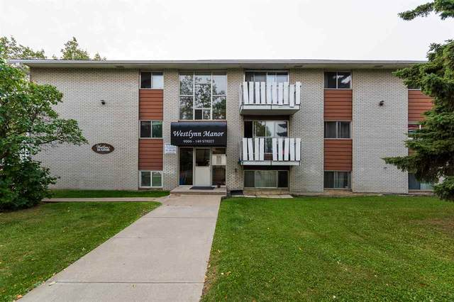 305 9006 149 Street, Edmonton, AB T5R 3T5 (#E4215207) :: Initia Real Estate