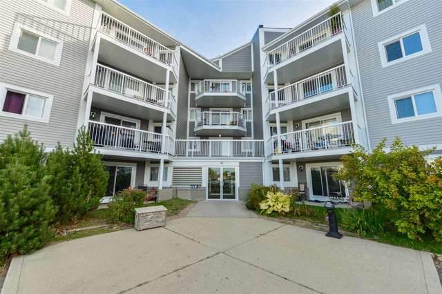 316 5005 31 Avenue, Edmonton, AB T6L 6S6 (#E4215234) :: Initia Real Estate