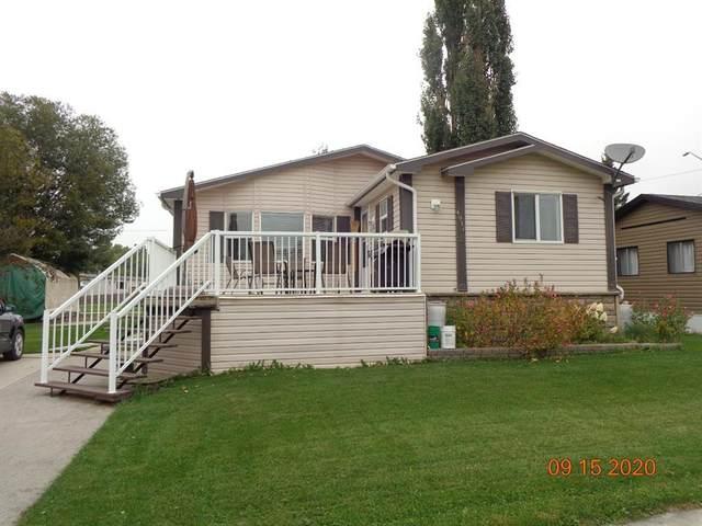 4916 52 Avenue, Breton, AB T0C 0P0 (#E4215252) :: Initia Real Estate