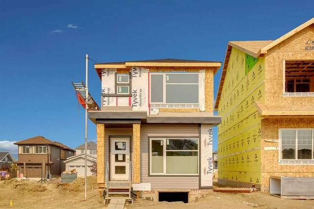 2957 Coughlan Green, Edmonton, AB T6W 3X6 (#E4215258) :: The Foundry Real Estate Company