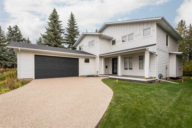 24 Quesnell Crescent NW, Edmonton, AB T5R 5N9 (#E4215265) :: The Foundry Real Estate Company