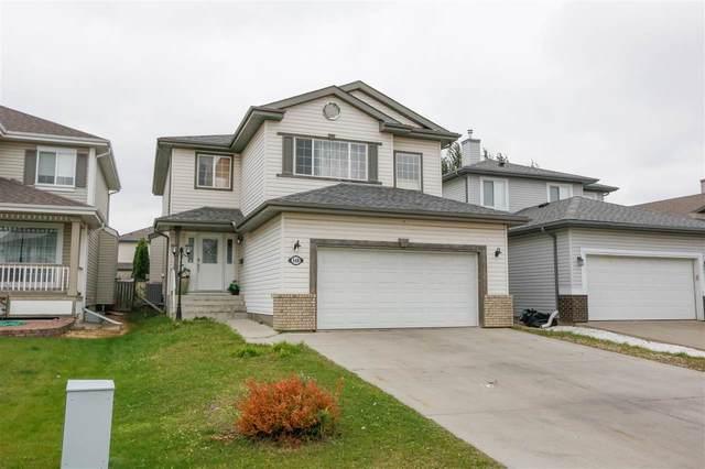 148 Cote Crescent NW, Edmonton, AB T6V 1L3 (#E4215286) :: Initia Real Estate