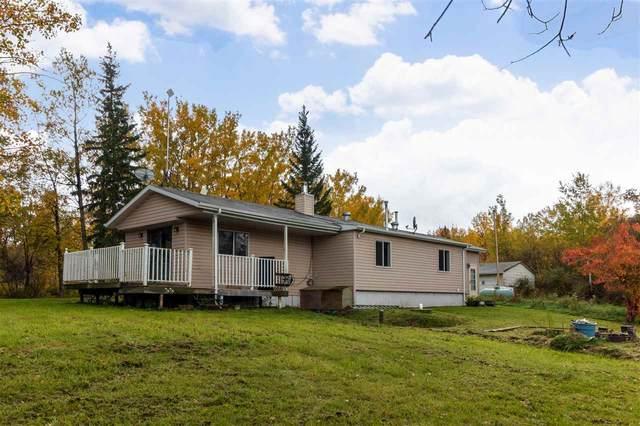 50121 204 Range Road, Rural Beaver County, AB T0B 2M0 (#E4215335) :: The Foundry Real Estate Company