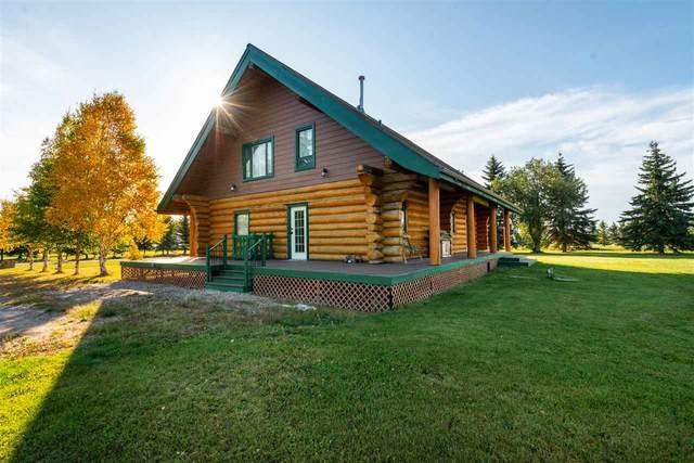 11828 226 Street, Edmonton, AB T5S 2C2 (#E4215345) :: The Foundry Real Estate Company